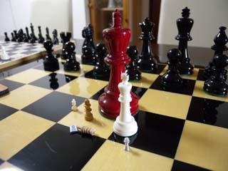 Chessmenいろいろ