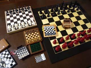 Chessいろいろ