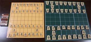 将棋にもいろいろな大きさのものがあります