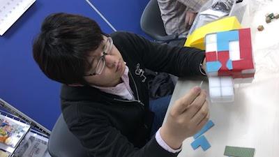 木村さんの傑作、立体陣取りゲーム