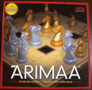 Arimaa パッケージ