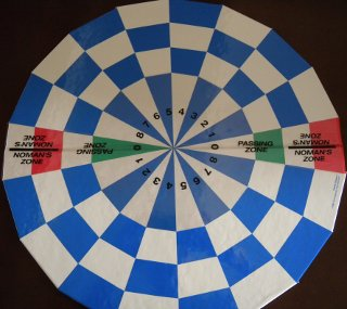 Centre Chess ボードとボード部位の名称
