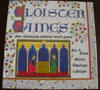 Cloister Games