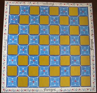 Checkersのボード