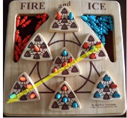 FIRE and ICE 終局の例