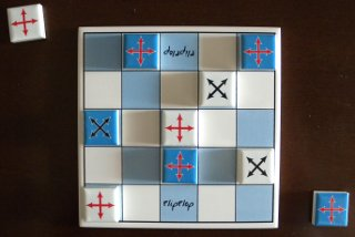 FlipFlop 5x5 in play