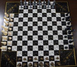 Chess 4の初期配置