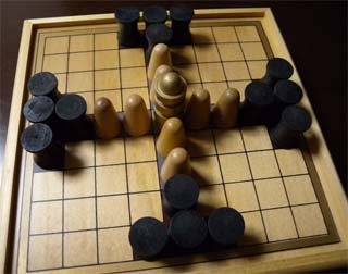 KingsTable / Tablut / Hnefatafl