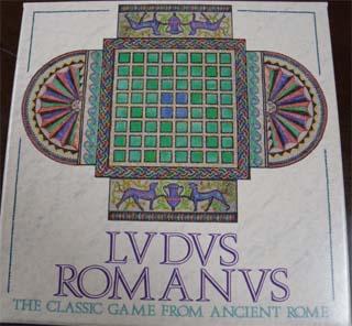 Ludus Romanus パッケージ
