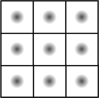 9 Holes ボード