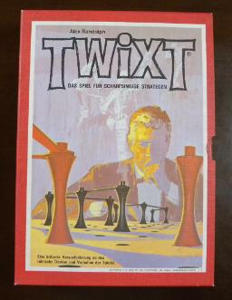 TwixTパッケージ