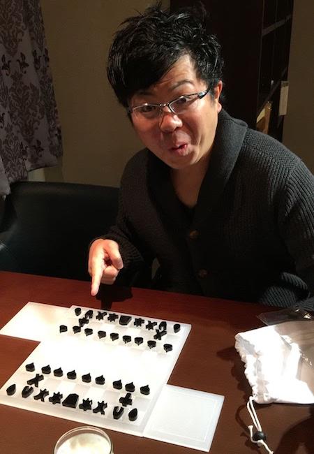 shogi perfecto in 将棋バー